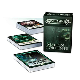 Malign Portens Cards