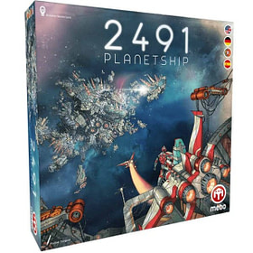 Planetship 2491 Box Front
