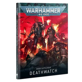 Deathwatch Codex front