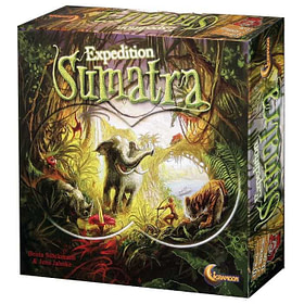 Expedition Sumatra Box Front