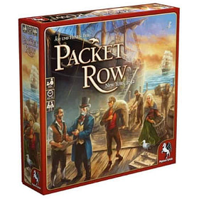 Packet Row Box front