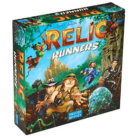 Relic Runners Box Front