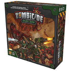 Zombicide Dark Side Box