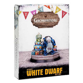 Grombrindal 40 Years Of White Dwarf 1977-2017