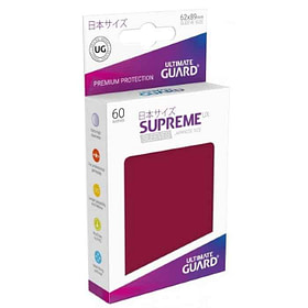 Supreme UX Sleeves Burgundy