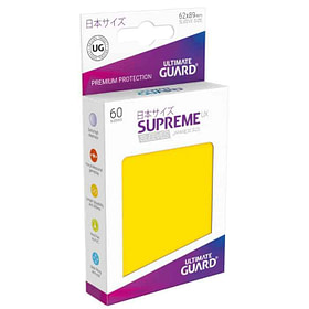 Supreme UX Sleeves Gelb