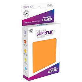 Supreme UX Sleeves Orange