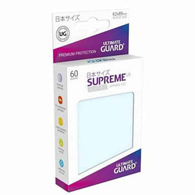 Supreme UX Sleeves Transparent
