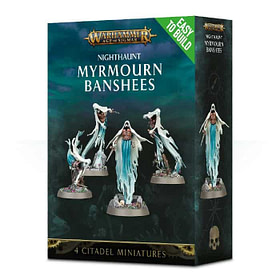 Easy-To-Built Myrmourn Banshees