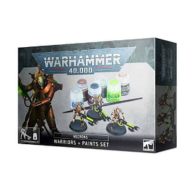 Necron Krieger Paint Set