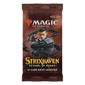Strixhaven Draft-Strixhaven Draft-Booster (englisch)(deutsch)