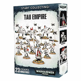 Tau Empire Start Collecting