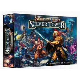 Warhammer Quest: Silver Tower Box