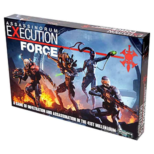 Assassinorum Execution Force Box