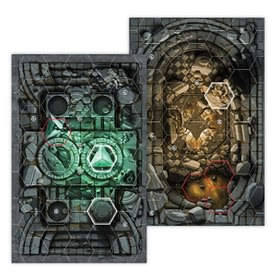 Forbidden Chambers Board Pack