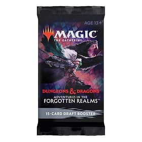 D&D Adventures in the Forgotten Realms Draft-Booster
