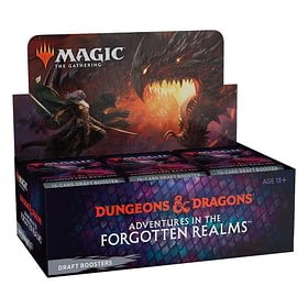 D&D Adventures in the Forgotten Realms Draft-Booster Display