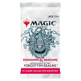 D&D Adventures in the Forgotten Realms Collector-Booster