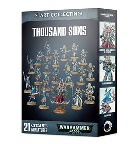 Start Collecting! Thousand Sons box front