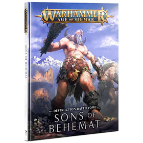 Sons Of Behemat Battletome front