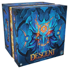 Descent Legenden der Finsternis Box Front