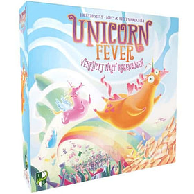 Unicorn Fever Box Front