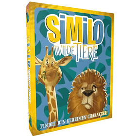 Similo Wilde Tiere Box Front