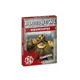 Blood Bowl Sonderkarten Teamspiel