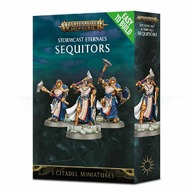 Easy-To-Built Sequitors box