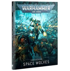 Codex Space Wolves front