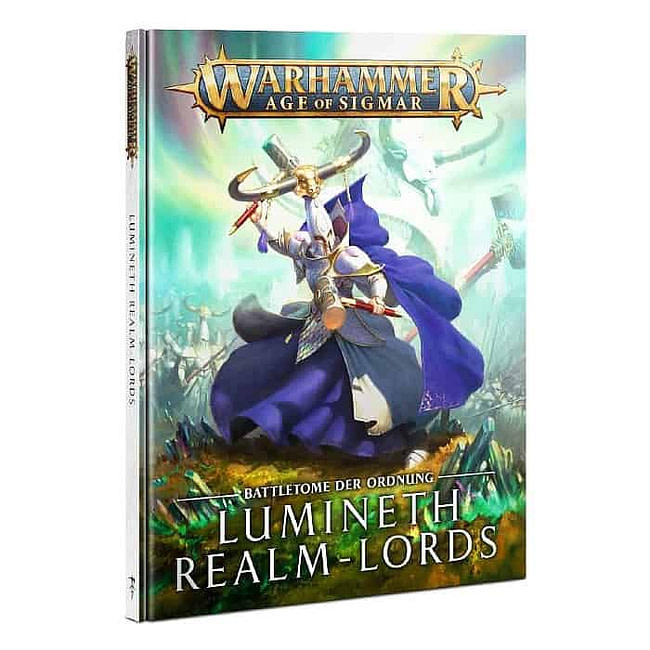 Battletome Lumineth Realm Lords