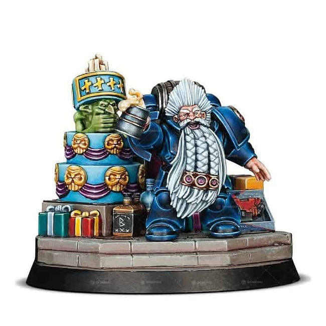 Grombrindal 40 Years Of White Dwarf 1977-2017 Miniatur