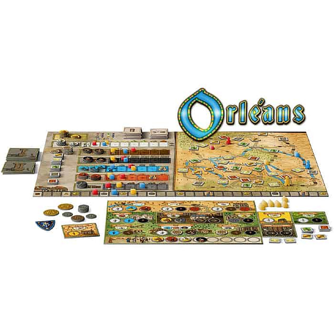 Orleans Layout